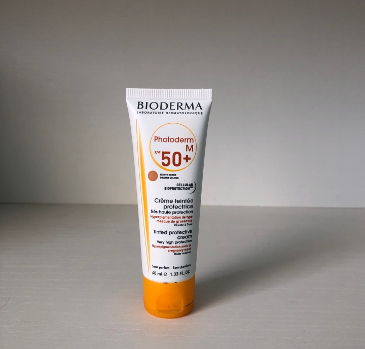 My Favorite Tinted SunScreen